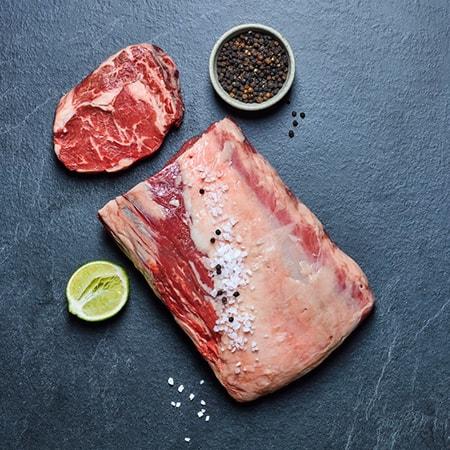 beef rib eye roast 1